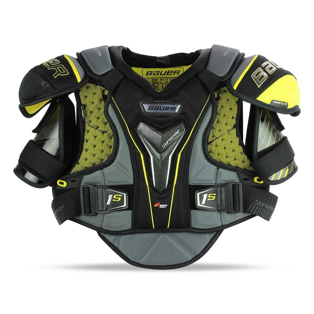 Bauer Junior Supreme 1s Shoulder Pads