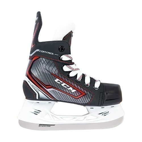 CCM Youth JetSpeed Control Ice Hockey Skates Thumbnail