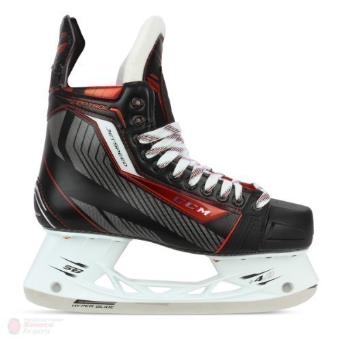 CCM Junior Jetspeed Shock Hockey Skate 2017 Thumbnail