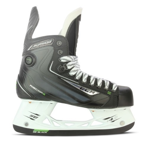 CCM RIBCORE PLATINUM JUNIOR ICE HOCKEY SKATE Thumbnail