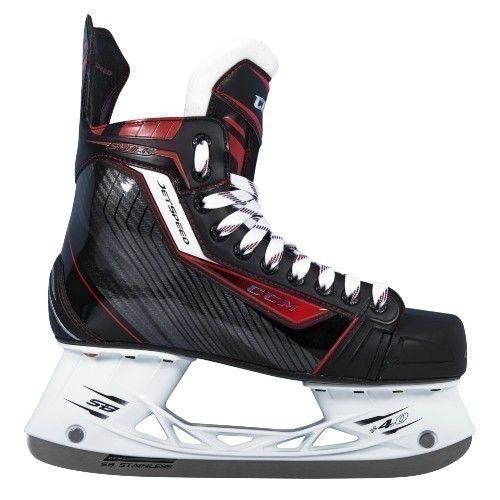 CCM Jetspeed Shock Junior Ice Hockey Skates Thumbnail