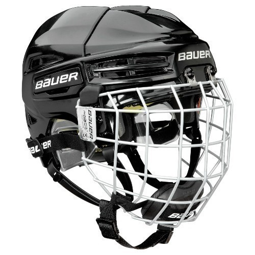 Bauer Youth RE-AKT 100 Helmet Combo Thumbnail