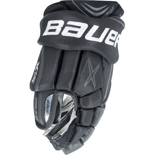 Bauer Junior XVelocity Lite Hockey Gloves Thumbnail