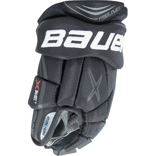 Bauer Junior XShift Pro Hockey Gloves Thumbnail