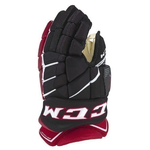 CCM Senior Jetspeed FT1 Ice Hockey Gloves Thumbnail