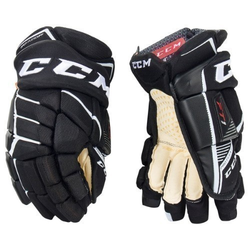 CCM Junior Jetspeed FT1 Ice Hockey Gloves Thumbnail