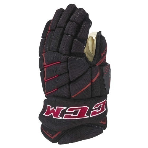 CCM Junior Jetspeed FT390 Ice Hockey Gloves Thumbnail