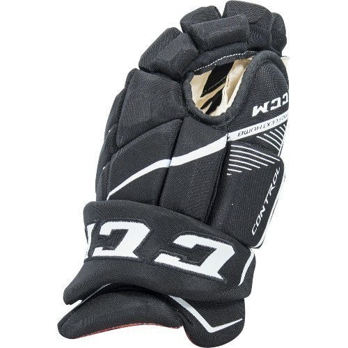 CCM Junior JetSpeed Control Hockey Gloves Thumbnail