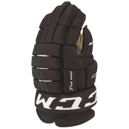 CCM Senior 4 Roll Pro Hockey Gloves Thumbnail