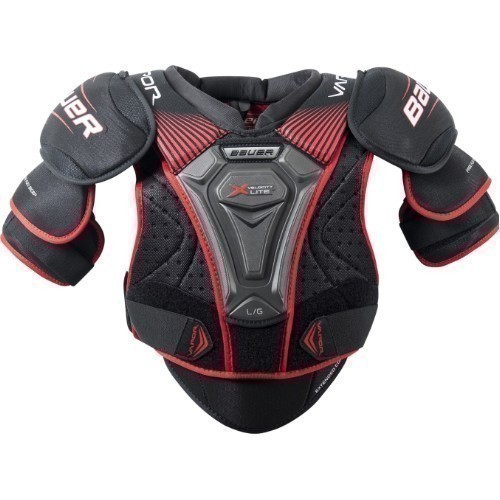 Bauer Junior X-Velocity Lite Shoulder Pads Thumbnail