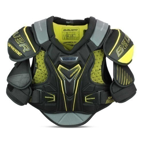 Bauer Junior Matrix Shoulder Pads Thumbnail