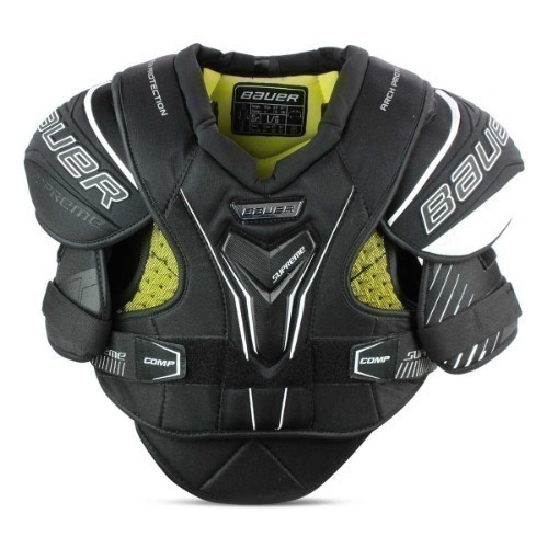 Bauer Junior Comp Shoulder Pads Thumbnail