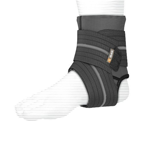 845 ANKLE SLEEVE W/ COMPR WRAP Thumbnail
