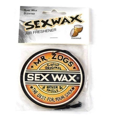Sex Wax Air Freshener Thumbnail