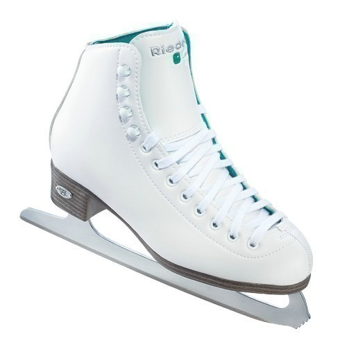 Riedell Junior 10 Opal Figure Skates Thumbnail