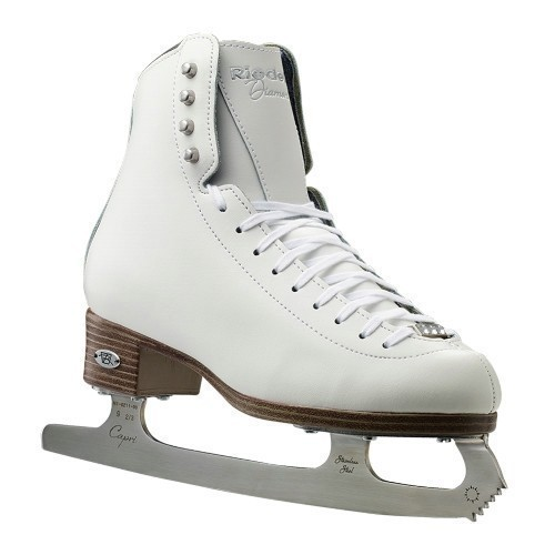 Riedell Senior 133 Diamond Figure Skates Thumbnail