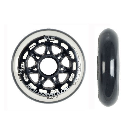 Rollerblade 84MM 84A Wheels 8 Pack Thumbnail