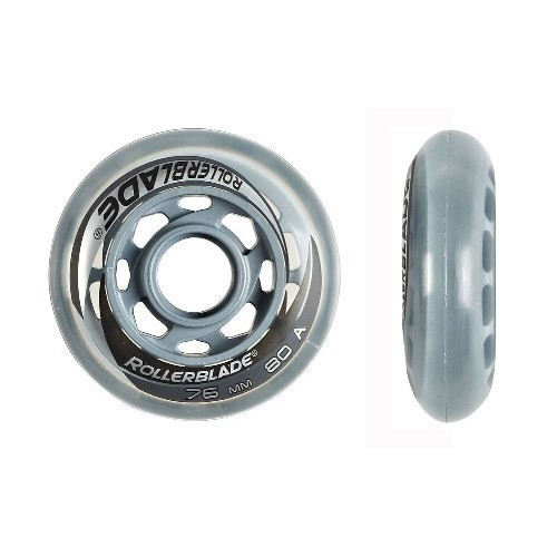 Rollerblade 76MM 80A Wheels 8 Pack Thumbnail